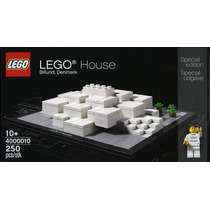 Lego Architecture ,house , Billund Denmark Modelo 400001
