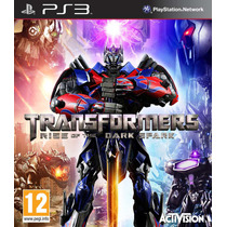 Transformers Rise Of The Dark Spray