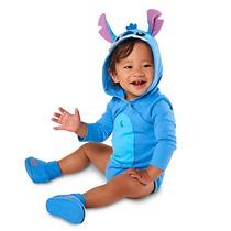 Disfraz Stitch Bebe Disney Store Traje