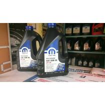 Aceite Mopar 20w50 Multigrado Garrafa 5 Litros