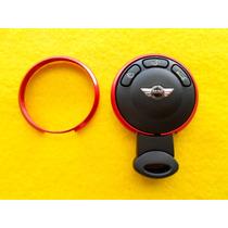 Aro Aluminio Control Remoto Mini Cooper Rojo Envio Gratis