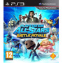 Playstation All-stars Battle Royale P3 Zona Games ;)
