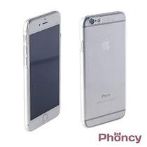 Iphone 6 Case-phoncy-claro Del Estuche Rígido De Lujo Del Di