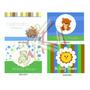 Diseño De Album Baby Shower Para Niño