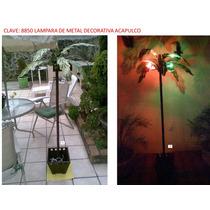 Lampara Reflector De Luz Diseño Girasol Daa
