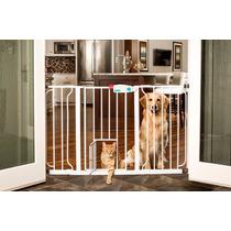 Reja Ó Puerta De Seguridad Para Mascotas / Bebes
