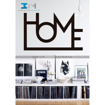 Vinilo Decorativo Minimalista 07. Sticker Gigante Home