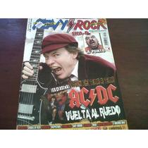 Ska-p - Ac Dc.- Revista Española Heavy Rock.- Metallica