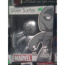 Marvel Comics Deslizador De Plata Silver Surfer Migthy Muggs