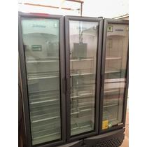 Refrigerador Imbera G342 3 Puertas, Seminuevo 3 Meses De Uso