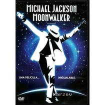Moonwalker Michael Jackson Pelicula Dvd