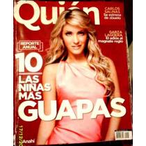 Revista Quien Mexico Con Anahi, En Español Las 10 Mas Guapas