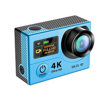 Camara 4k Sensor Sony Wi-fi Sumergible Con Accesorios