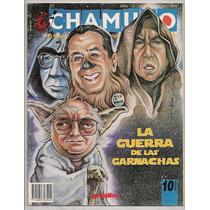Revista El Chamuco Guerra De Galaxias Star Wars Rius 1997
