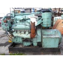 Generador Marino 98 Kw Detroit Diesel 8v-71 - 2 Disponibles