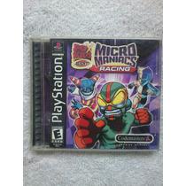 Fox Kids .com Micro Maniacs Racing--ps1