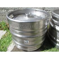 Barril De Cerveza Vacio De Corona