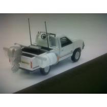 Pick Up Nissan, Anfibio, Esc 1:43, Marca Oxford