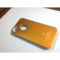 Case Iphone 4 4g 4s Ultra Delgado Aluminio+2 Protectores