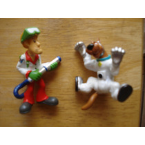 Scooby Doo 2 Fuguras Miden 6 Cms