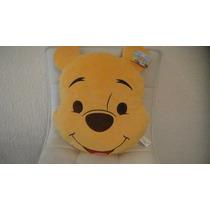 Cojin Winnie Pooh Medidas 40x24 Cm Mmu