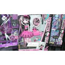 Draculaura Anuario Monster High Mattel Excelente
