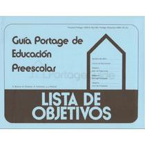 Guía Portage Para Psicólogos, Profesionales Educativos Y Más