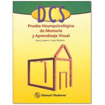 Dcs Evaluación Neuropsicológica Memoria Aprendizaje Visual