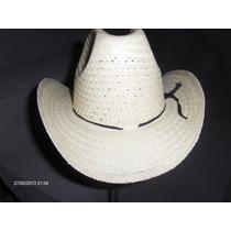 Sombrero Rodeo Vaquero Para Fiestas Animación