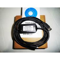 Usb Plc Cable De Programacion Schneider Tsxpcx3030