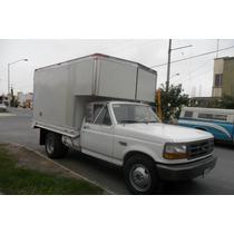 Camion De 3 1/2 Con Caja Cerrada De 1.80 X 1.85