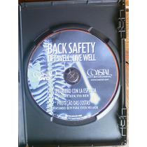 Dvd Coastal Capacitación La Seguridad Con La Espalda