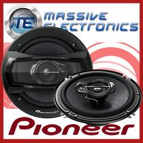Bocinas Pioneer Ts-a1675r 6.5 300w 50w Rms Woofer Tweeters