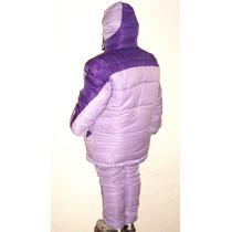 Parka Chaqueta Pantalon Anorak Termicos Nieve Montaña -40