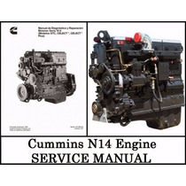Cummins N14 Manual De Diagnostico Y Reparacion
