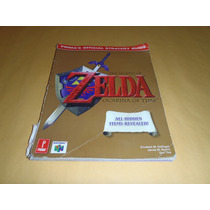 The Legend Of Zelda Ocariona Of Time Guia Oficial Ingles
