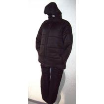 Equipo Chamarra Y Pantalon Para Nieve Y Frio Bajo Cero