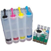 Sistema De Tinta Continua Para Epson Tx130 La Mejor Calidad