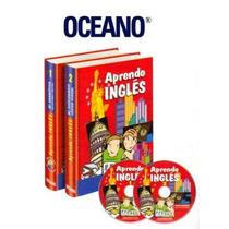 Aprendo Ingles 2 Vols 2 Cd Oceano