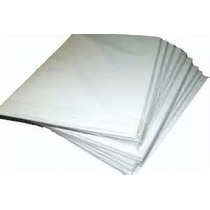 Papel Adhesivo Alto Brillo Carta Paquete 500 Hojas