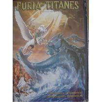 Dvd Pelicula : Furia De Titanes (1981) / Ray Harryhausen