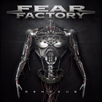 Genexus / Fear Factory / Disco Cd Con 12 Canciones