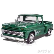 Revell Chevy Stepside 1965 Pickup 1/25 Armar/ Tamiya Testors