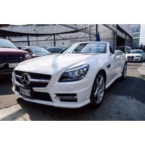 Mercedes-benz Slk200 Cgi Amg Blanco 2014 $ 548,000.00