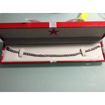 Pulsera Macys Diamantes Simulados Bracelet 7.20