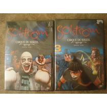 Cirque Du Soleil Dralion Solstrom Precio Por Disco