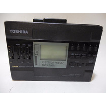 Radio Grabadora Walkman Cassete Reproductor Toshiba F452