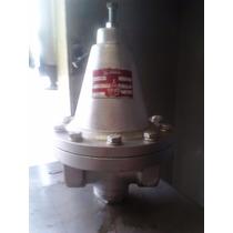 Válvula Reguladora De Presión, Vayremex 2 Pulgadas P/ Vapor