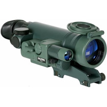 Yukon Nvrs Titanium 1.5x42 Night Vision Rifle Scope, Weaver
