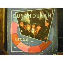 Duran Duran Lp Arena Recorded Around The World 1984